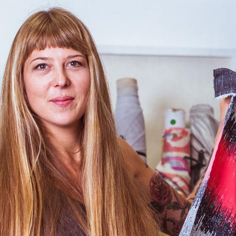 Susanne Brunner Portrait nah